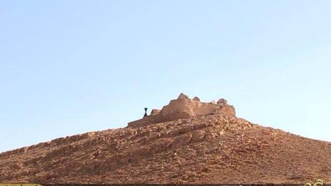 Mai 2015 chute de Palmyre Stream11
