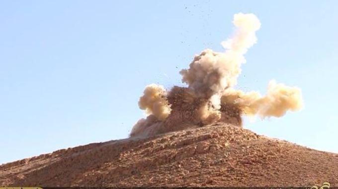 Mai 2015 chute de Palmyre Stream12
