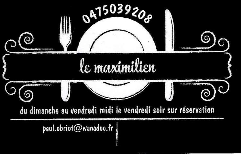 Restaurant Le Maximilien - St Uze - Drôme Resto_10