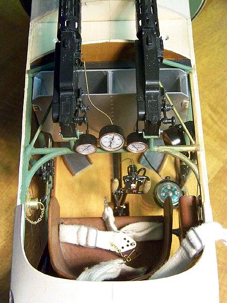 Fokker DR.I  -  DeAgostini-Umbau, M 1:6 1-6_fo10