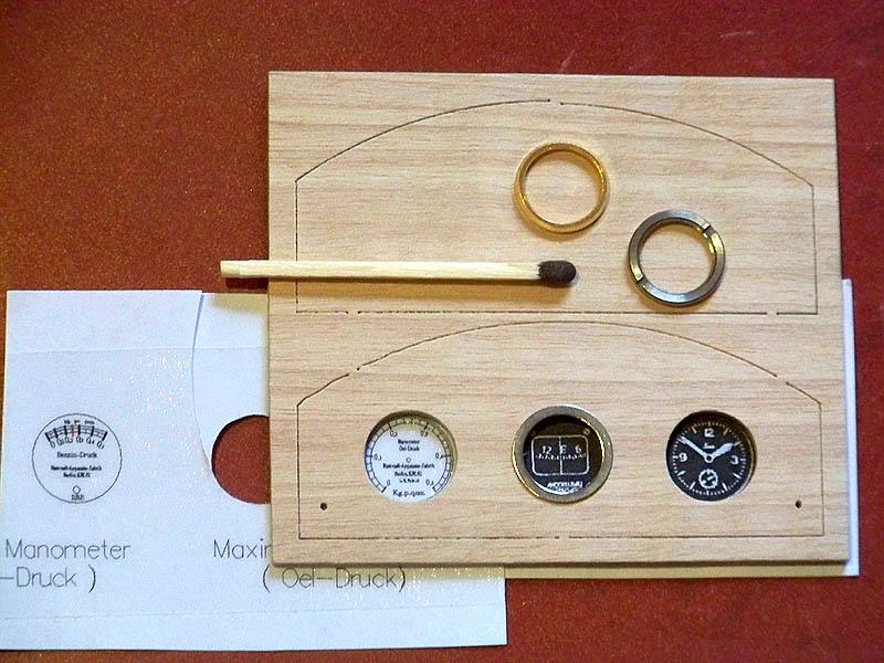 Eigenbau von Modell-Instrumenten Instru10