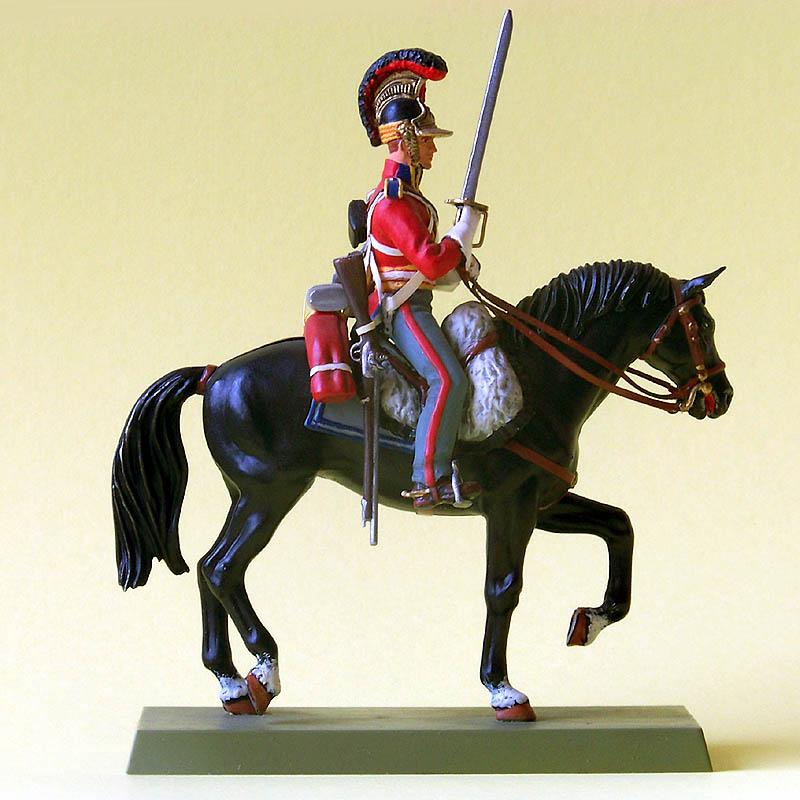 British Life Guard 1815, Airfix - 54 mm Lifegu11