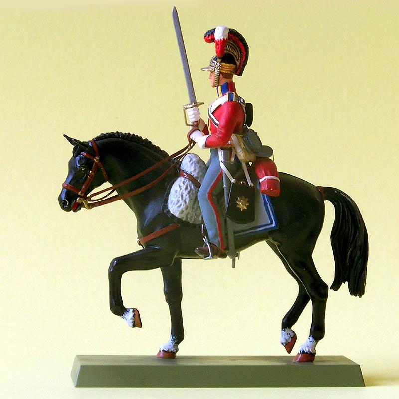 British Life Guard 1815, Airfix - 54 mm Lifegu12