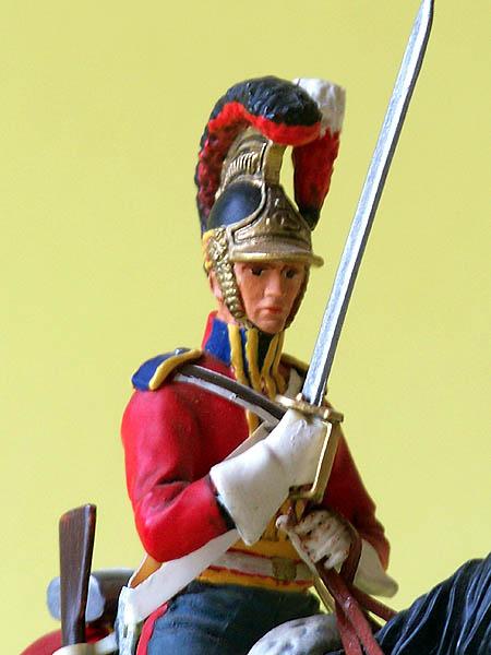 British Life Guard 1815, Airfix - 54 mm Lifegu15