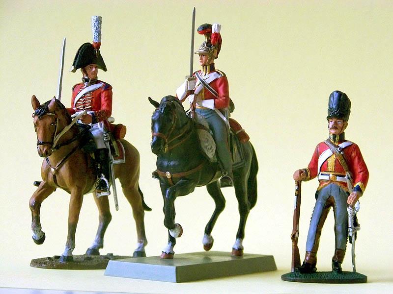 British Life Guard 1815, Airfix - 54 mm Lifegu16
