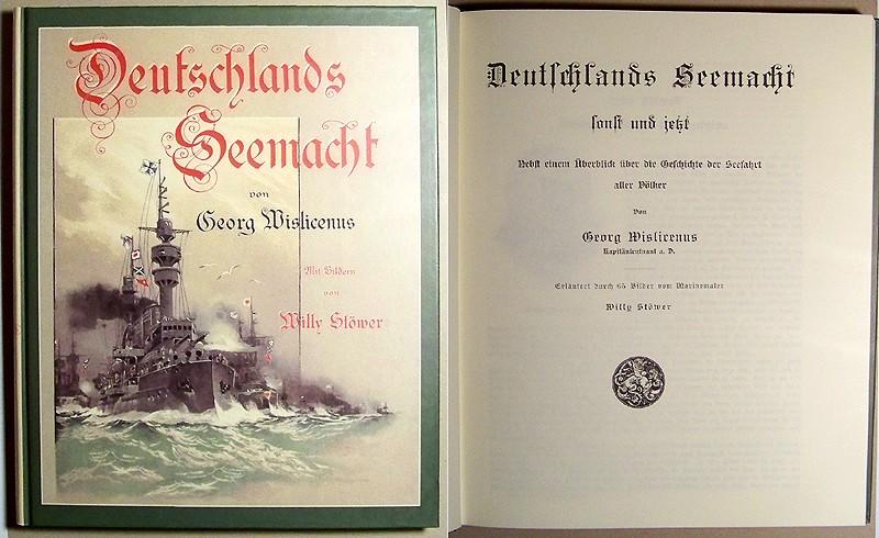 Die deutschen Marinen von 1816 bis heute Seemac10