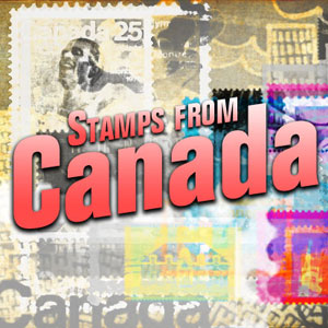 [Brushes] Stamps from Canada 32710