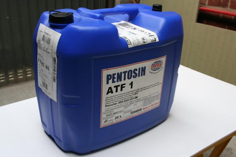 vidange - procedure vidange boite tiptronic sur 986 2.5 Img_3412