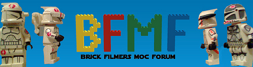 Brick Filmers and MOC\'s Forum