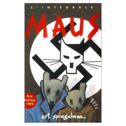 Maus - Série [Spiegelman, Art] Maus10