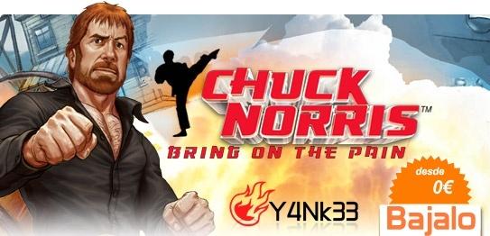 Chuck Norris: Bring On The Pain [Todas Las Resoluciones] [Español] 111