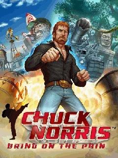 Chuck Norris: Bring On The Pain [Todas Las Resoluciones] [Español] 211