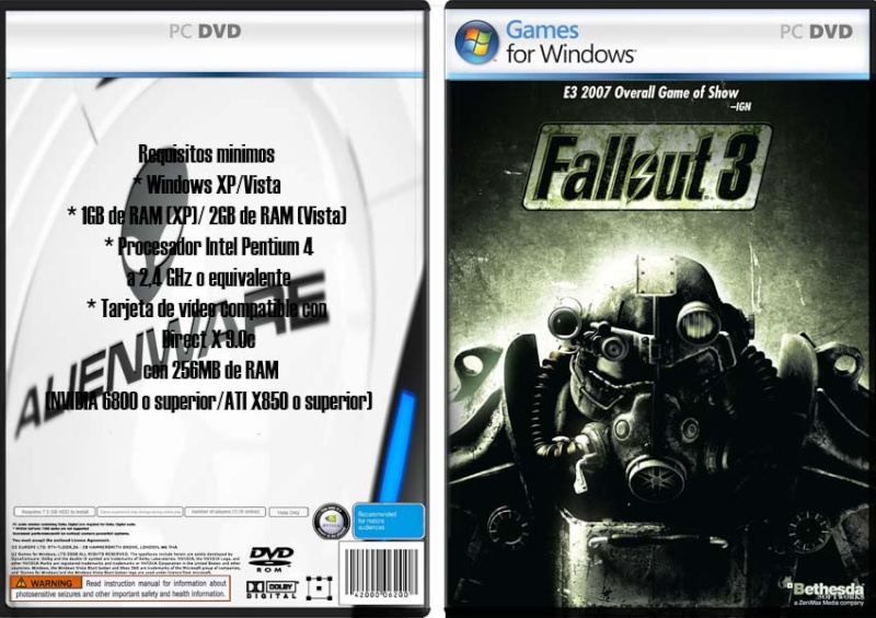 Fallout 3(Dvd-Full) 2p10