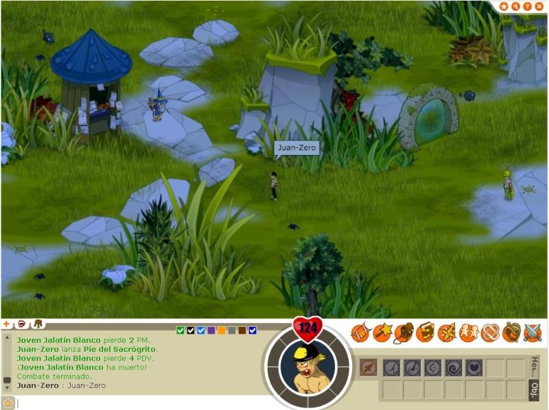 Dofus 1.28 MMORPG [On-Line] [1 link] Juanze10