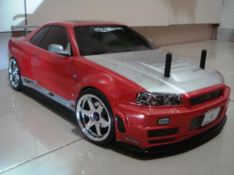 My New R34 Nissan Skyline 310