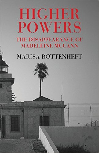 New book: Higher Powers: The Disappearance of Madeleine McCann Higher10