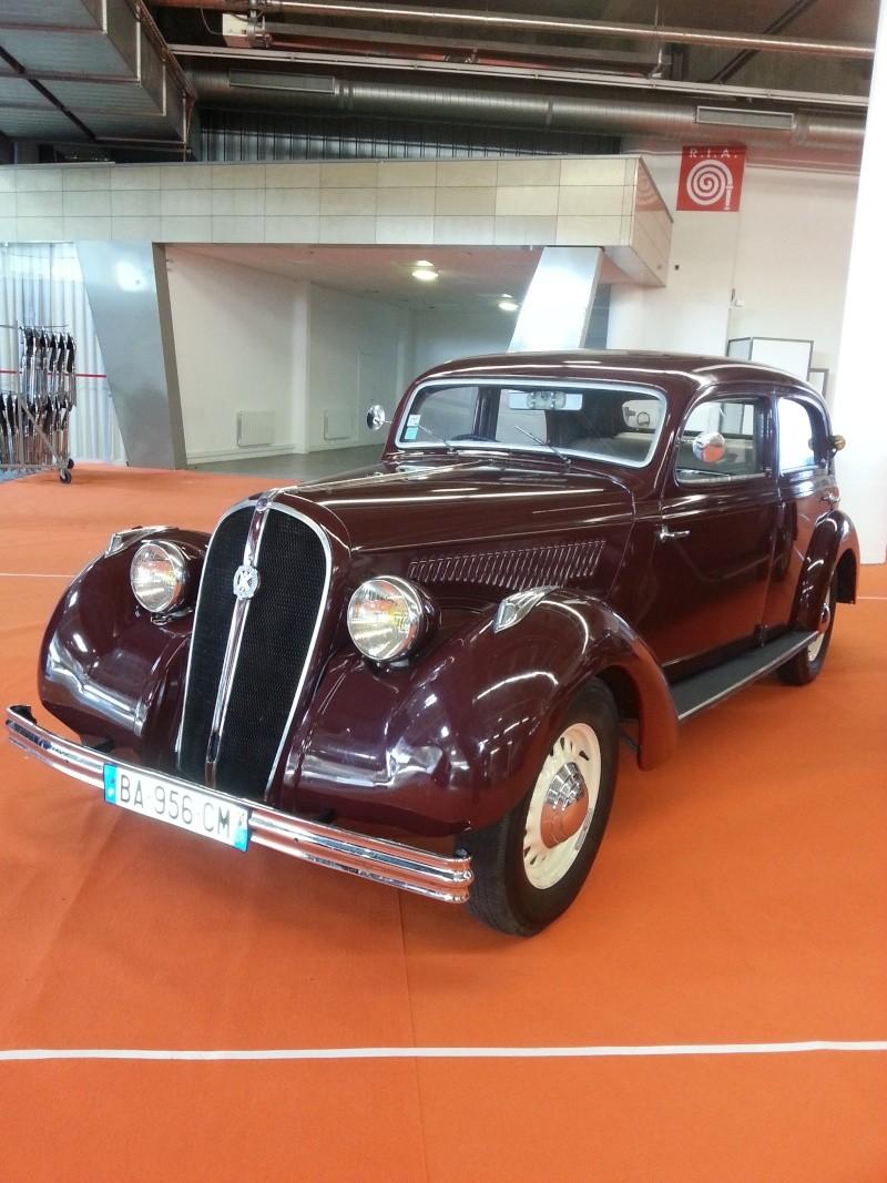 Salon Auto Retro à Dijon 18, 19, 20 mars 2016 Img_2011