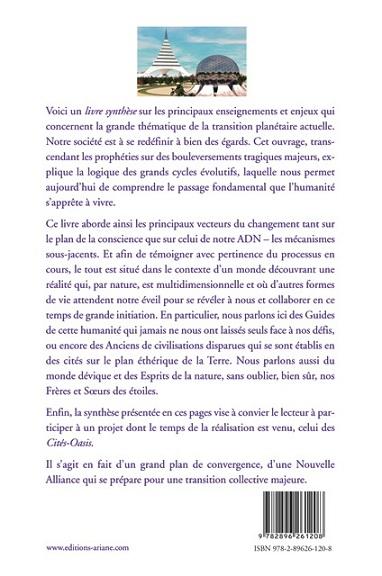 """Livre """"Transition dimensionnelle"""" Emerge10"""