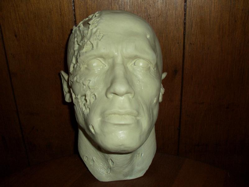"""Terminator (Arnold) """"Life size"""" Masque Cimg3618"""