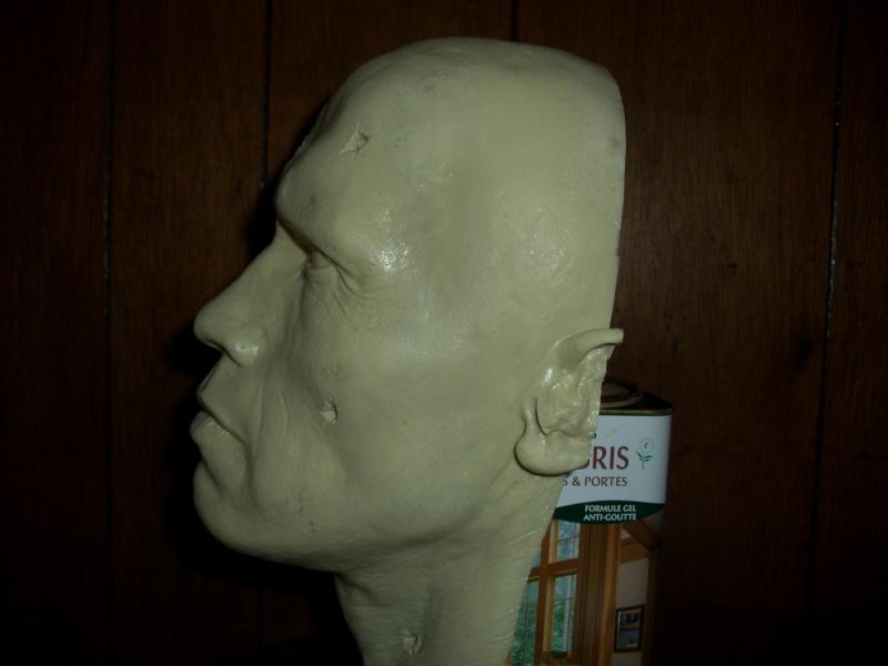 """Terminator (Arnold) """"Life size"""" Masque Cimg3620"""