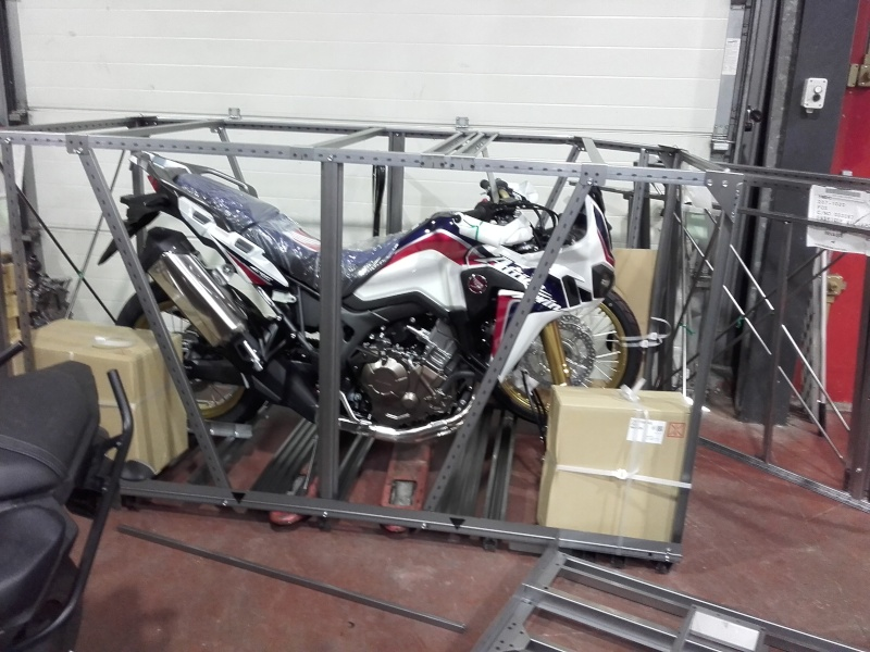 -2016- Album photo Africa Twin CRF 1000 20160111