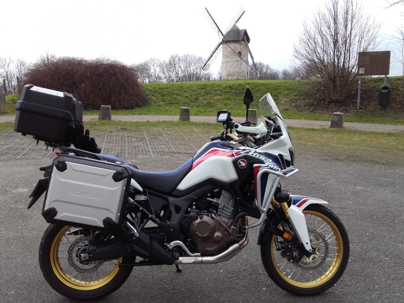 -2016- Album photo Africa Twin CRF 1000 - Page 2 20160310
