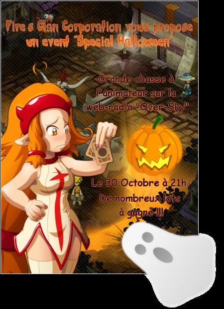 Event Halloween Affich10