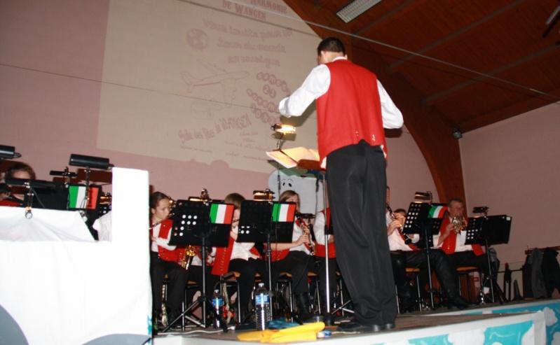 Tour du monde avec la musique Harmonie de Wangen ,21 novembre 2009 Img_6311