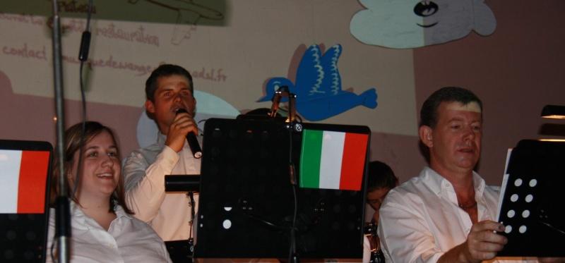 Tour du monde avec la musique Harmonie de Wangen ,21 novembre 2009 Img_6312