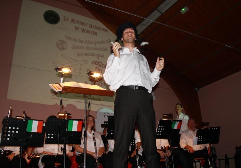 Tour du monde avec la musique Harmonie de Wangen ,21 novembre 2009 Img_6313