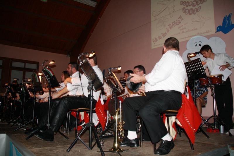 Tour du monde avec la musique Harmonie de Wangen ,21 novembre 2009 Img_6322