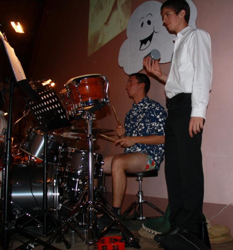 Tour du monde avec la musique Harmonie de Wangen ,21 novembre 2009 Img_6336