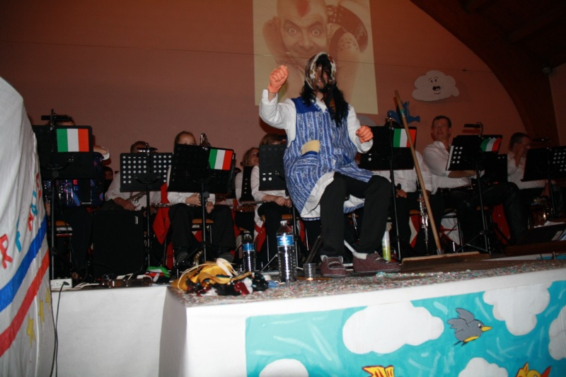 Tour du monde avec la musique Harmonie de Wangen ,21 novembre 2009 Img_6339