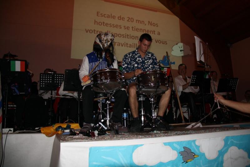 Tour du monde avec la musique Harmonie de Wangen ,21 novembre 2009 Img_6342