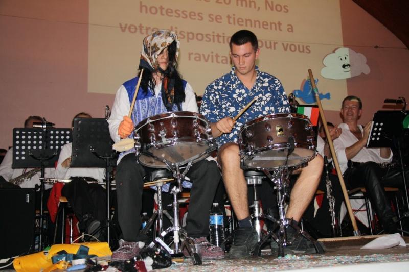 Tour du monde avec la musique Harmonie de Wangen ,21 novembre 2009 Img_6343