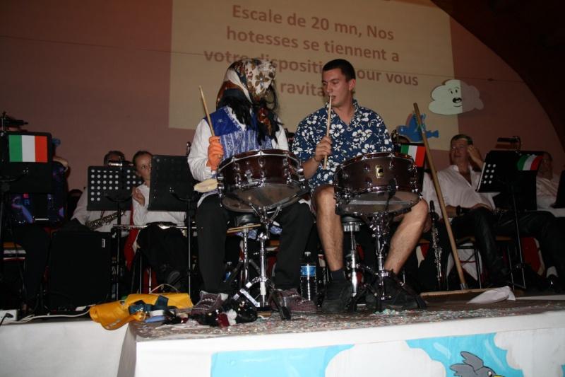 Tour du monde avec la musique Harmonie de Wangen ,21 novembre 2009 Img_6344