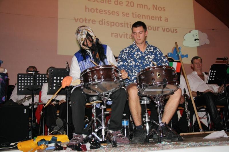Tour du monde avec la musique Harmonie de Wangen ,21 novembre 2009 Img_6345