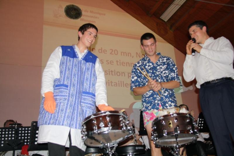 Tour du monde avec la musique Harmonie de Wangen ,21 novembre 2009 Img_6347
