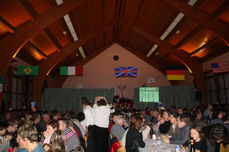 Tour du monde avec la musique Harmonie de Wangen ,21 novembre 2009 Img_6348