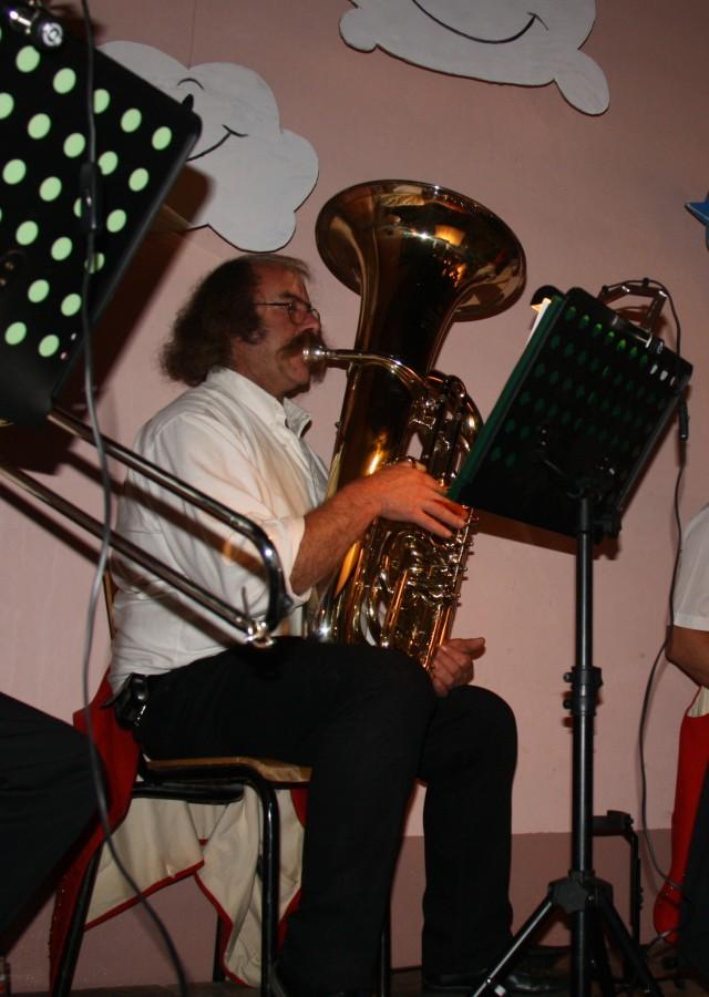 Tour du monde avec la musique Harmonie de Wangen ,21 novembre 2009 Img_6367