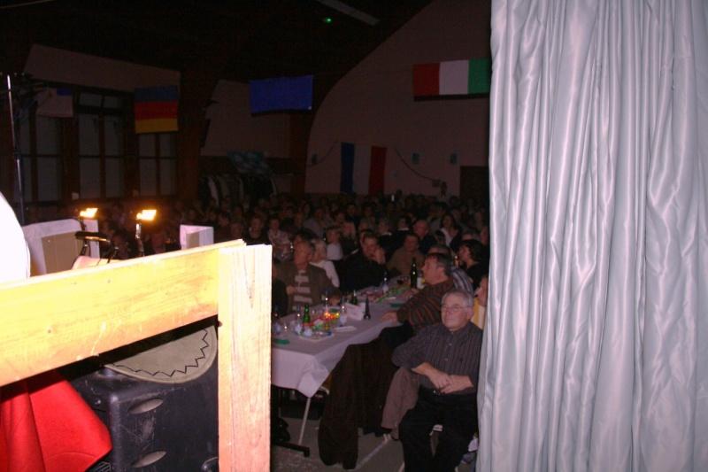 Tour du monde avec la musique Harmonie de Wangen ,21 novembre 2009 Img_6411