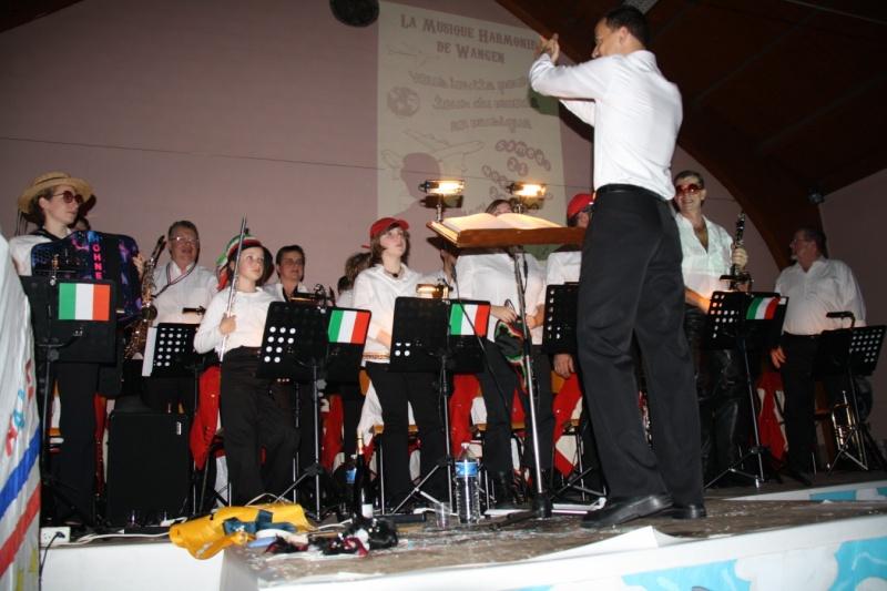 Tour du monde avec la musique Harmonie de Wangen ,21 novembre 2009 Img_6413