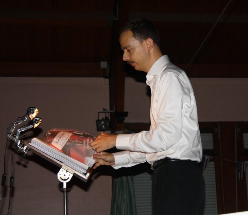 Tour du monde avec la musique Harmonie de Wangen ,21 novembre 2009 Img_6423