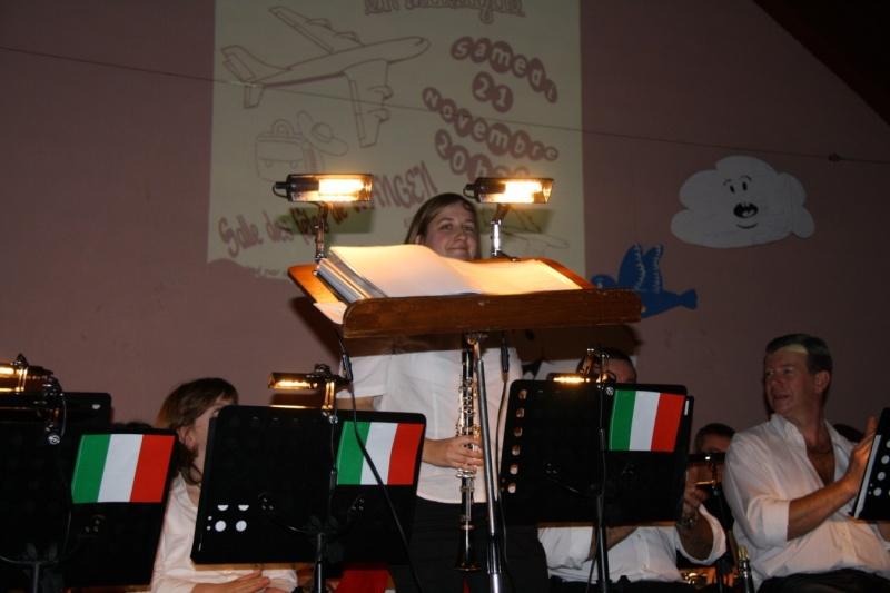 Tour du monde avec la musique Harmonie de Wangen ,21 novembre 2009 Img_6433