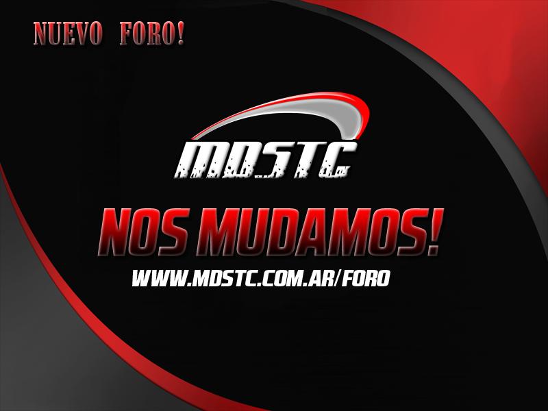 NOS MUDAMOS... http://www.mdstc.com.ar/foro Mudamo11