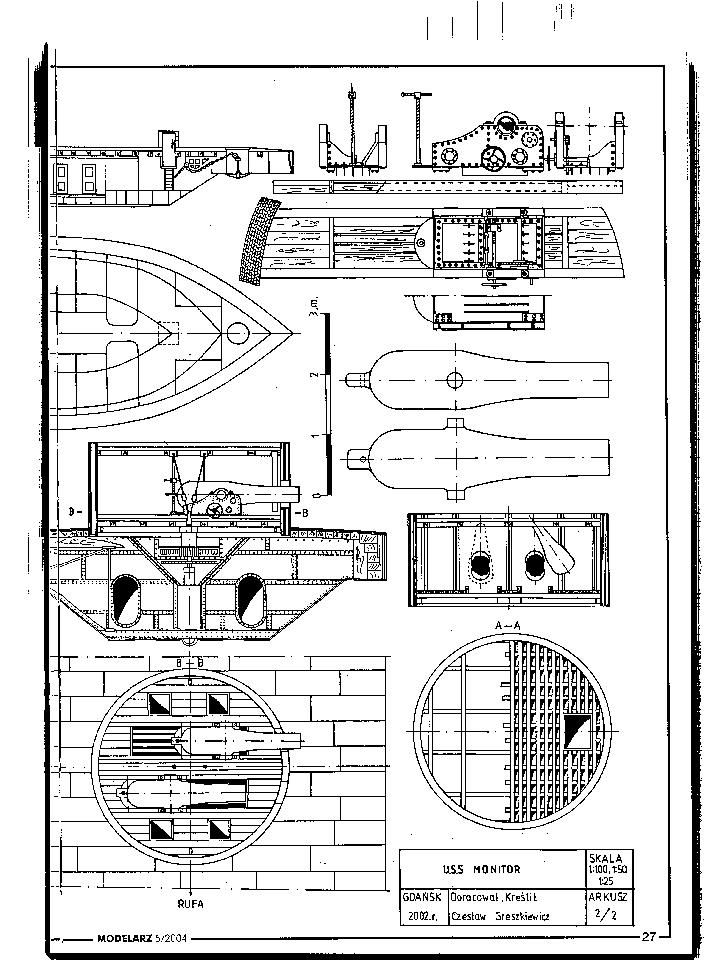 USS Monitor Section Monito11