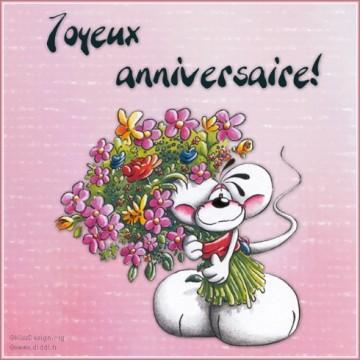 Joyeux anniversaire Rosaendel Medium10