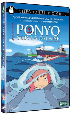 Ponyo sur la falaise Ponyo-10