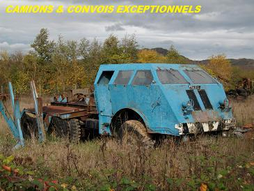 CAMIONS & CONVOIS EXCEPTIONNELS