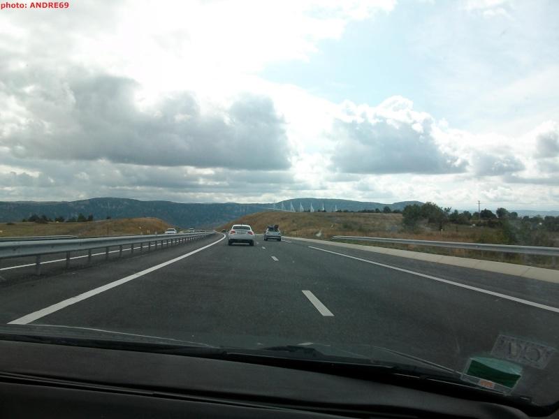 Passage du Viaduc De Millau Imgp0314
